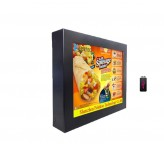 gas station digital signage 10.4 inch display monitor for advertising