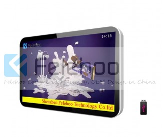 Digital signage lcd display 27 inch commercial display monitors