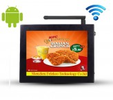 tv digital wifi 8 inch digital signage providers