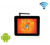 7 inch wifi advertising digital photo frame digital signage online