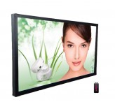 Indoor digital signage display 72 inch large digital display