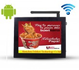 wifi player lcd 10.4 inch digital signage suppliers