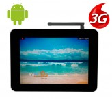 3g/4g network media player for 17inch menu signage tv