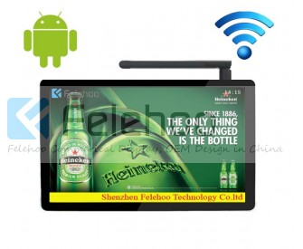 advertising screen wifi 42inch digital signage application