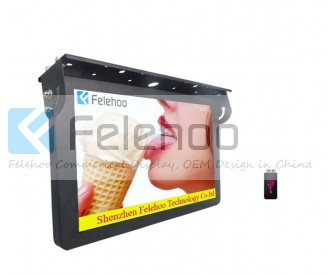 Bus ad player for 19.1 inch digital advertising display screens