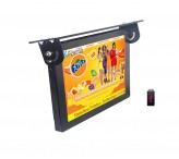 Bus taxi advertising display for 17 inch tv for digital signage