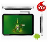 electronic display systems with 3g/4g network 20.1inch