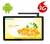 media player hdmi 3g/4g for advertising 50inch restaurant digital signage