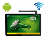 wifi advertising player 47inch digital signage for retail shop