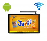 wifi digital ad player 32inch digital signage platform with android os