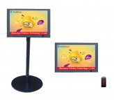 12.1 inch custom cardboard advertising display stands