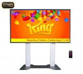 70 inch kiosk large screen lcd advertising display