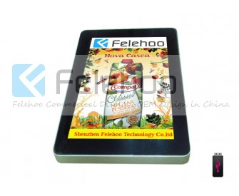 19.1 inch Wall Mounted Vertical Digital Signage