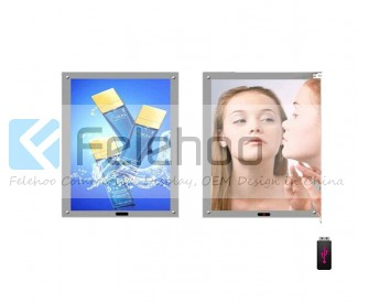 17 inch Magic Mirror Display TV Video LCD Media Player