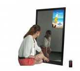 55 inch Magic Mirror TV LCD Advertising Screen