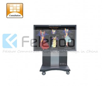 55 inch Consultation Center Medical Display