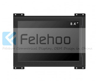 8.4 inch Embedded Design LCD Monitor