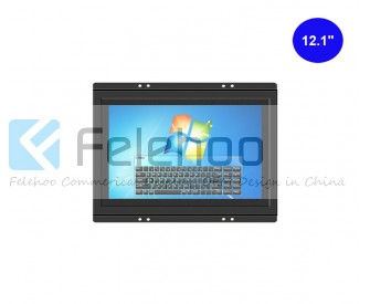 12.1 inch Frameless IR Touch Monitor open frame