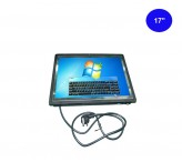 17 inch Frameless IR Touchscreen Monitor open frame