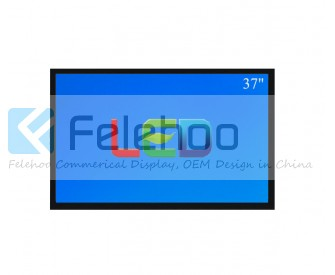 37 inch LED Backlight BNC Monitor security display