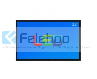 22 inch LED Backlight Security Monitor with BNC