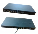 Network Media Player Box with Linux system