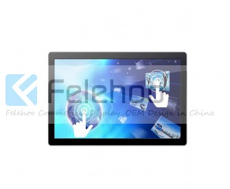 19 inch android all in one IR touch screen monitor