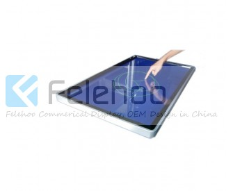 26 inch touch screen all in one pc super slim bezel