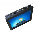 15 inch wall mounted touch screen kiosk all in one PC