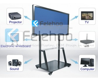 70 inch multi touch screen interactive whiteboard-lcd screen