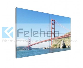3.8mm super slim bezel 55inch seamless video wall with 700cd/m2