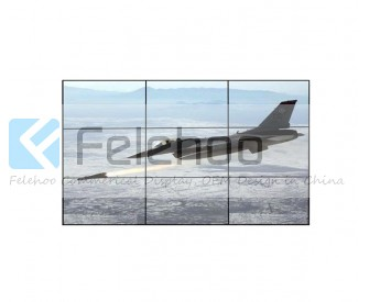 40inch 20mm narrow bezel lcd 9X video walls