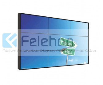 46 inch 3x3 Multi-monitor lcd video wall with original Samsung panel