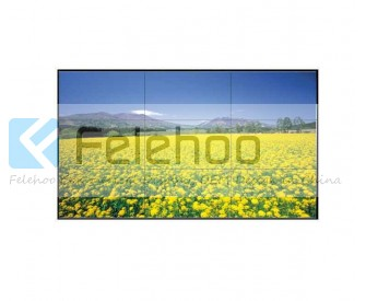47inch DID splicing LG lcd video wall 4.9mm narrow bezel 800nits