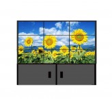 6.5mm narrow bezel 60 inch 3x3 video walls with 700nits
