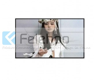 46 inch 6.7mm Ultra-narrow bezel 3X3 multiscreen display wall