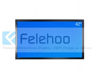 42 inch LCD Security CCTV Monitor with SDI