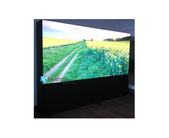 Zero bezel 3.8mm 55 inch lcd video wall 4X multi monitor