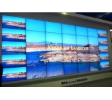 47inch led video wall 800nits-6.3mm bezel-1366x768 resolution