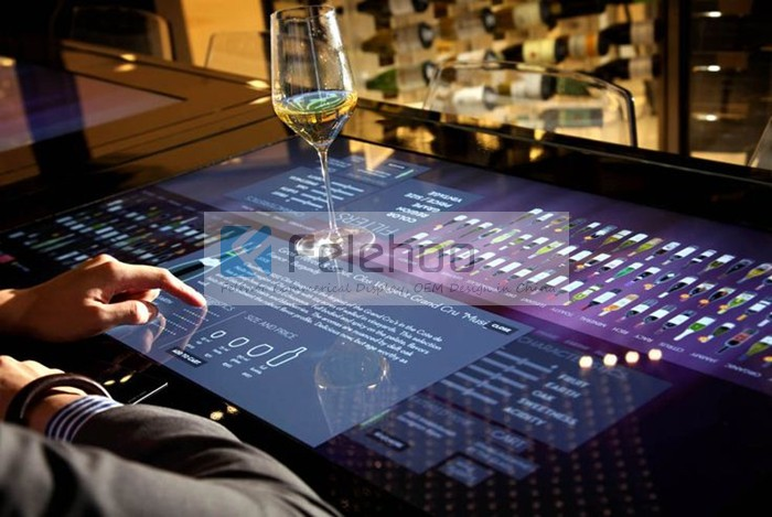 Multi Touch Table For Sale Coffee WaterProof