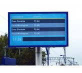 32 inch IP65 water proof outdoor lcd digital signage exterior
