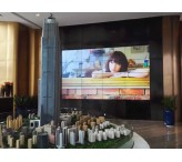 46inch 4x4 lcd video wall monitor 3.5mm seamless bezel