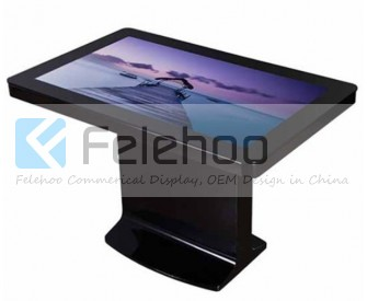 55inch capacitive multi-touch lcd screen smart table