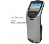 19inch touch screen multimedia kiosk & LCD kiosk