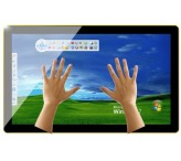 21.5inch big pad style capacitive multi- touch screen AIO display