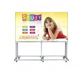 49inch 2x2 lcd video wall displays with 7mm seamless bezel