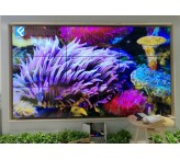 55inch 8mm seamless bezel 3X3 lcd video wall system