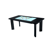 55inch Capacitive multi-touch screen table with computer smart table waterproof