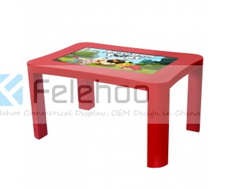 32inch Fun educational games interactive smart table for kids children
