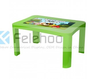 32inch Multitouch Table For School Kid Interactive Table For Children